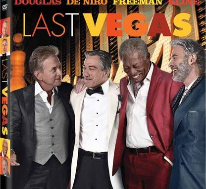 [Blu-Ray Review] 'Last Vegas' is a heartwarming, fun and hilarious film featuring a stellar cast; Available on Blu-Ray Combo Pack & DVD January 28, 2014 From Sony Pictures Home Entertainment 34