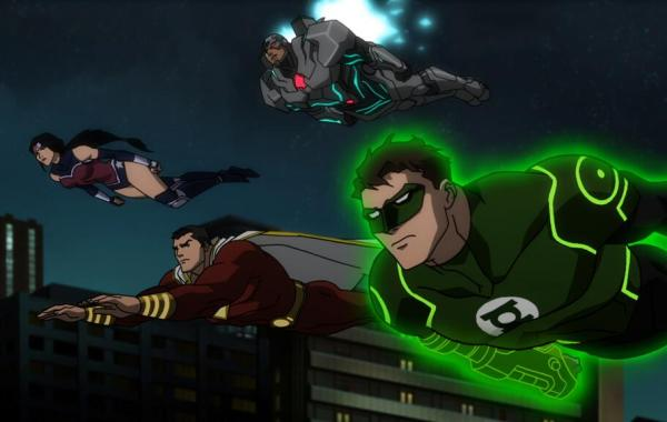 [Blu-Ray Review] 'Justice League: War' is an action packed good time bringing to life another great story from the DC Comics Universe; own it on Blu-ray Combo Pack & Digital HD Today from Warner Bros./DC Comics 1