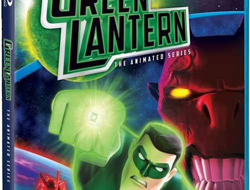 [Blu-Ray Review] 'Green Lantern: The Animated Series' Finally Comes Home In glorious HD; Own It On Blu-Ray Today From Warner Archive Collection/DC Comics 15