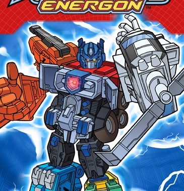 [DVD Review]'Transformers Energon: The Complete Series' Continues The Unicron Trilogy At A Great Price; Now Available On DVD From Shout Factory 33