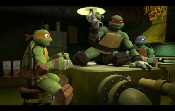 Nickelodeon Renews 'Teenage Mutant Ninja Turtles' For Fourth Season; Seth Green To Take Over As Voice Of Leonardo 20
