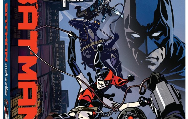 [Blu-Ray Review] 'Batman: Assault On Arkham' Is One Of The Best DC Animated Films Yet; Own It Today On Blu-Ray, DVD & Digital HD From Warner Bros. & DC Comics 27