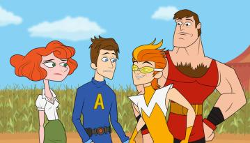 """The Awesomes"""