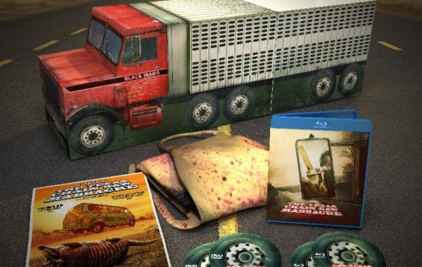 'Texas Chain Saw Massacre' Black Maria Special Edition Box Set out on September 16 From Dark Sky Films 24