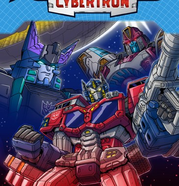 [DVD Review]'Transformers Cybertron: The Complete Series' Arrives Home Concluding The Unicron Trilogy; Now Available On DVD From Shout Factory 29
