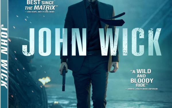 john wick blu ray cover