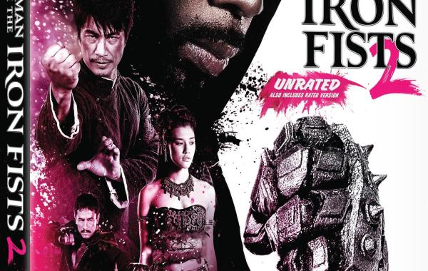 RZA Stars In 'The Man with the Iron Fists 2' Hitting Blu-ray & DVD April 14 From Universal 4