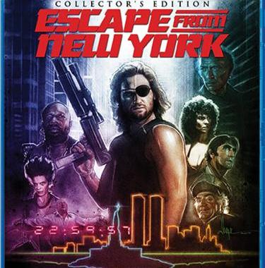 'Escape From New York (Collector's Edition)' on Blu-ray April 21 From Scream Factory 32