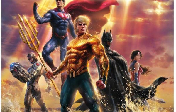 [Blu-Ray Review] 'Justice League: Throne Of Atlantis' Is A Solid Follow-up To 'JL: War': Own It Today On Blu-Ray Combo Pack & DVD From Warner Bros. & DC Comics 10