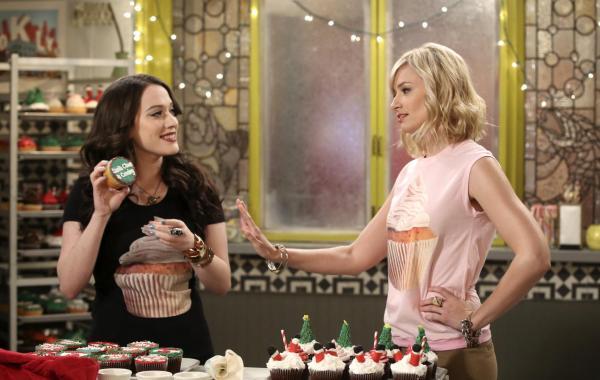 CBS Renews '2 Broke Girls'; 'Mom' & 'Mike & Molly' For The 2015-2016 Broadcast Season 1