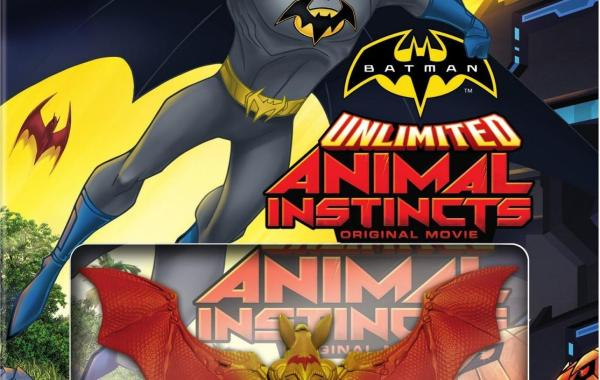 [Blu-Ray Review] 'Batman Unlimited: Animal Instincts' with Blu-Ray Exclusive Figure: Own It Today On Blu-Ray Combo Pack From DC Comics & Warner Bros 33