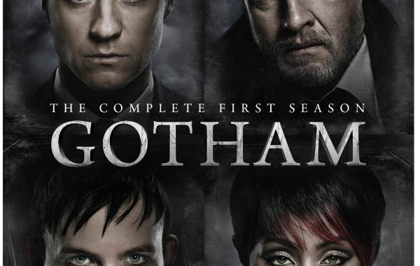 'Gotham: The Complete First Season' Comes To Blu-Ray & DVD September 8, 2015 From DC Comics & Warner Bros 9