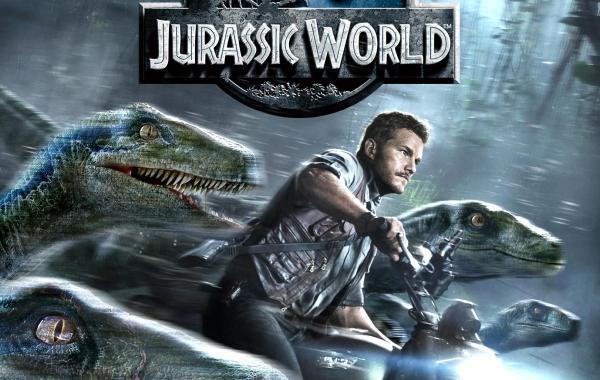 'Jurassic World'; On Digital HD October 1, 2015 & On 3-D Blu-Ray, Blu-Ray & DVD October 20, 2015 From Universal 15