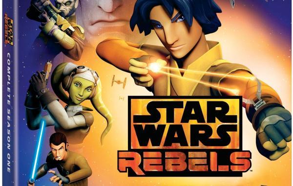 'Star Wars Rebels: Complete Season One'; Arrives On Blu-ray & DVD September 1, 2015 From Disney & Lucasfilm 3