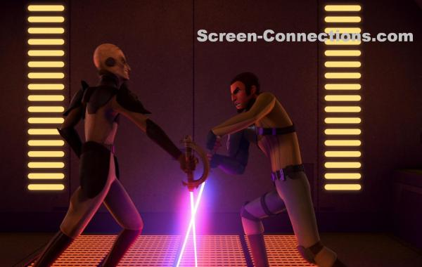 [Blu-Ray Review] 'Star Wars Rebels: Complete Season One': Now Available on Blu-Ray & DVD From Lucasfilm & Disney 3