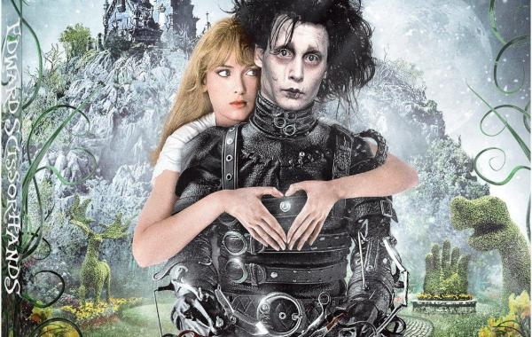 [Blu-Ray Review] 'Edward Scissorhands: 25th Anniversary Edition': Now Available On Blu-ray & Digital HD From 20th Century Fox 4