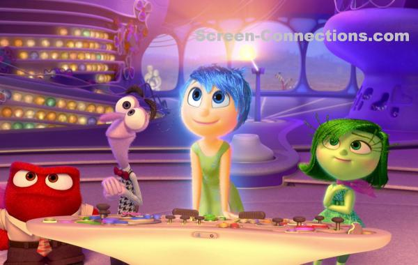 [Blu-Ray Review] 'Inside Out 3D': Arrives On Blu-ray 3D, Blu-ray & DVD November 3, 2015 From Pixar & Disney 17
