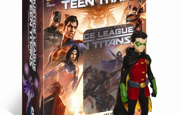 Trailer & Details For 'Justice League Vs. Teen Titans'; Available On Blu-ray, DVD & Digital HD April 12, 2016 From DC & Warner Bros. 33