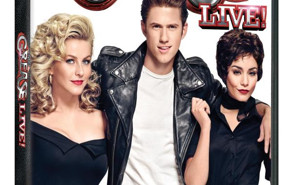 'Grease Live!'; Now On Digital HD & Available On DVD March 8, 2016 From Paramount 31