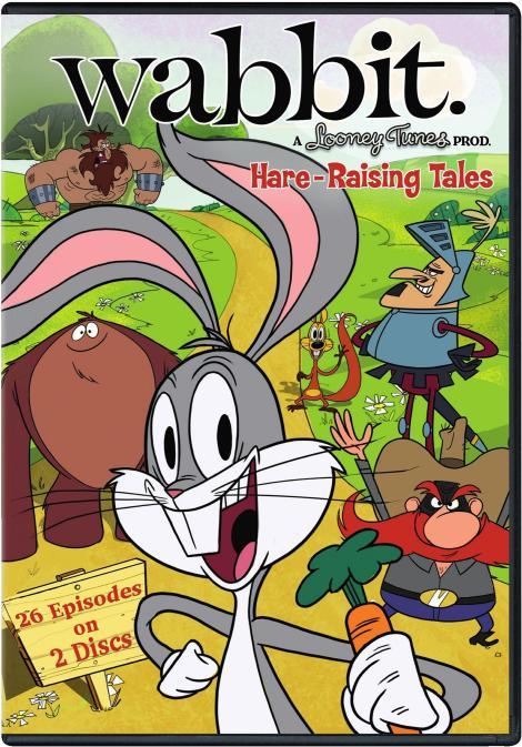 Wabbit.Season.1.Part.1.Hare.Raising.Tales-DVD.Cover