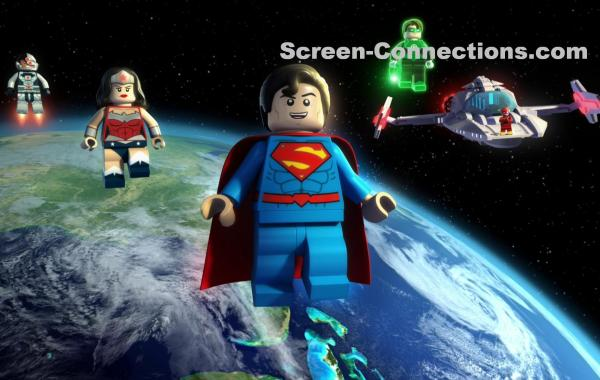 [Blu-Ray Review] Lego: Justice League: Cosmic Clash': Now Available On Blu-ray Combo Pack From Lego, DC Comics & Warner Bros 36