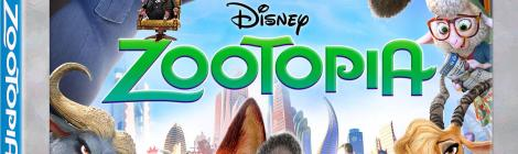 'Zootopia'; Arrives Home On Digital HD, Blu-ray 3D, Blu-ray & DMA June 7, 2016 From Disney 20