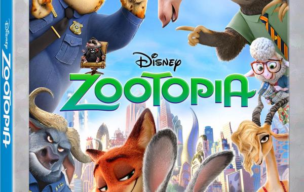 'Zootopia'; Arrives Home On Digital HD, Blu-ray 3D, Blu-ray & DMA June 7, 2016 From Disney 15