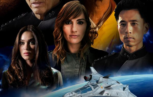 Check Out The Trailer, Poster & Images From The Sci-Fi Series 'Blade Of Honor'; Now Live On Kickstarter 46