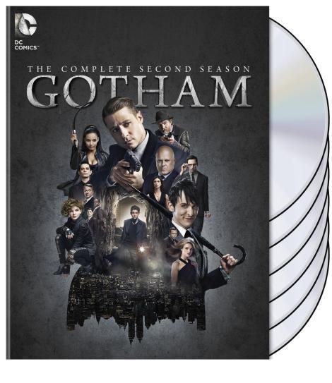 Gotham.Season.2-DVD.Cover