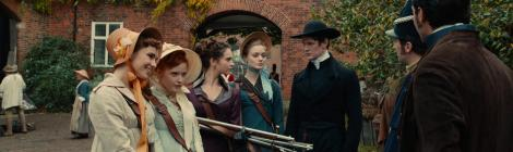 [Blu-Ray Review] 'Pride And Prejudice And Zombies': Arrives On 4K Ultra HD, Blu-ray & DVD May 31, 2016 From Sony 2