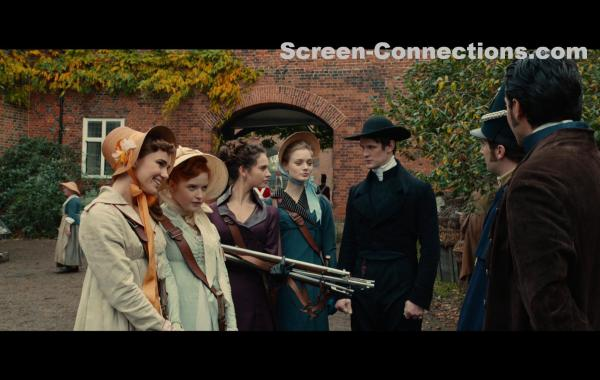 [Blu-Ray Review] 'Pride And Prejudice And Zombies': Arrives On 4K Ultra HD, Blu-ray & DVD May 31, 2016 From Sony 1