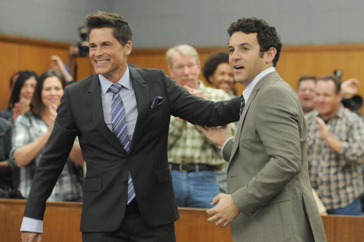 'The Grinder', 'Grandfathered', 'Bordertown' & 'Cooper Barrett' Cancelled By Fox 1