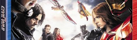 'Captain America: Civil War'; Arrives On Digital HD September 2 & On Blu-ray, Blu-ray 3D & DVD September 13, 2016 From Disney & Marvel 16
