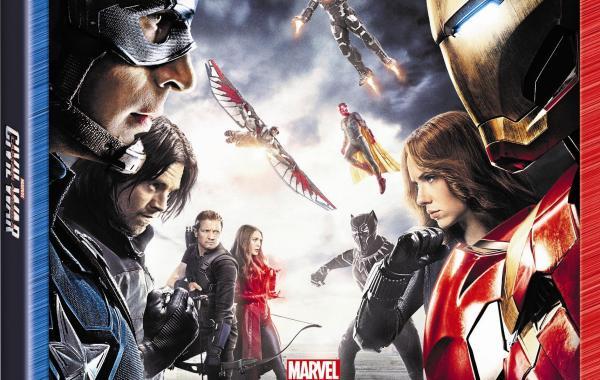 'Captain America: Civil War'; Arrives On Digital HD September 2 & On Blu-ray, Blu-ray 3D & DVD September 13, 2016 From Disney & Marvel 17