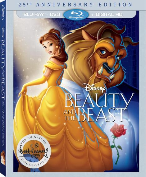 Disney.Beauty.And.The.Beast-25th.Anniversary.Signature-Blu-ray.Cover