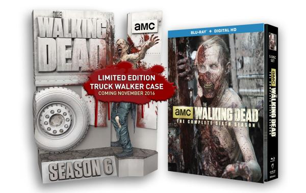 Details & Artwork Revealed By Anchor Bay For 'The Walking Dead: The Complete Sixth Season' Limited Edition & Retailer Exclusive Blu-ray Releases 7