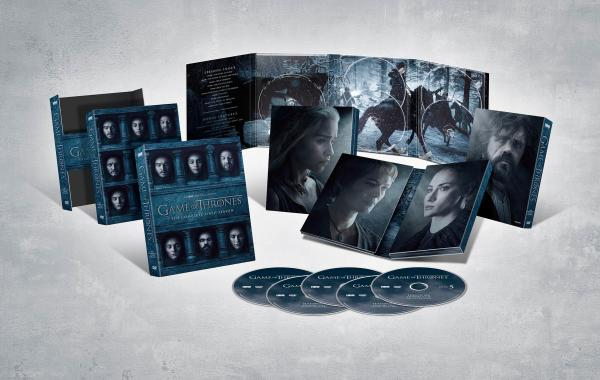 'Game Of Thrones: The Complete Sixth Season'; Available On Digital HD August 1 & On Blu-ray & DVD November 15, 2016 From HBO 7