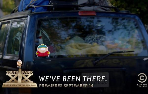 'South Park' Announces Season 20 Premiere Date With A Hilarious New Promo Video 4