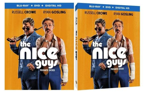 Own 'The Nice Guys' On Blu-ray & DVD August 23 Or Own It Early On Digital HD August 9, 2016 From Warner Bros 33