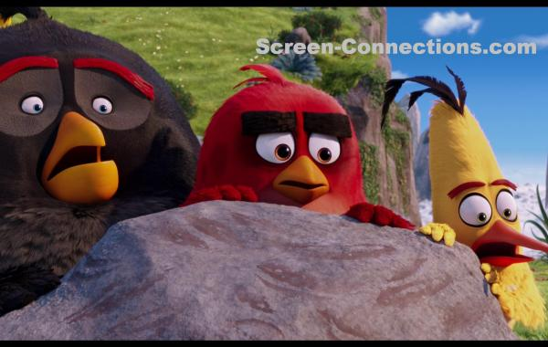 [Blu-Ray Review] 'The Angry Birds Movie': Available On Blu-ray, 4K Ultra HD & DVD August 16, 2016 From Sony 13