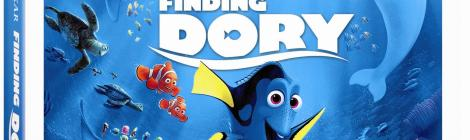 'Finding Dory'; Swims Onto Digital HD October 25 & On Blu-ray, Blu-ray 3D & DVD November 15, 2016 From Disney & Pixar 36