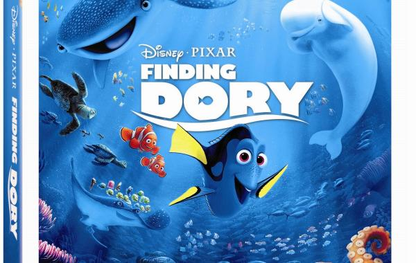 'Finding Dory'; Swims Onto Digital HD October 25 & On Blu-ray, Blu-ray 3D & DVD November 15, 2016 From Disney & Pixar 11