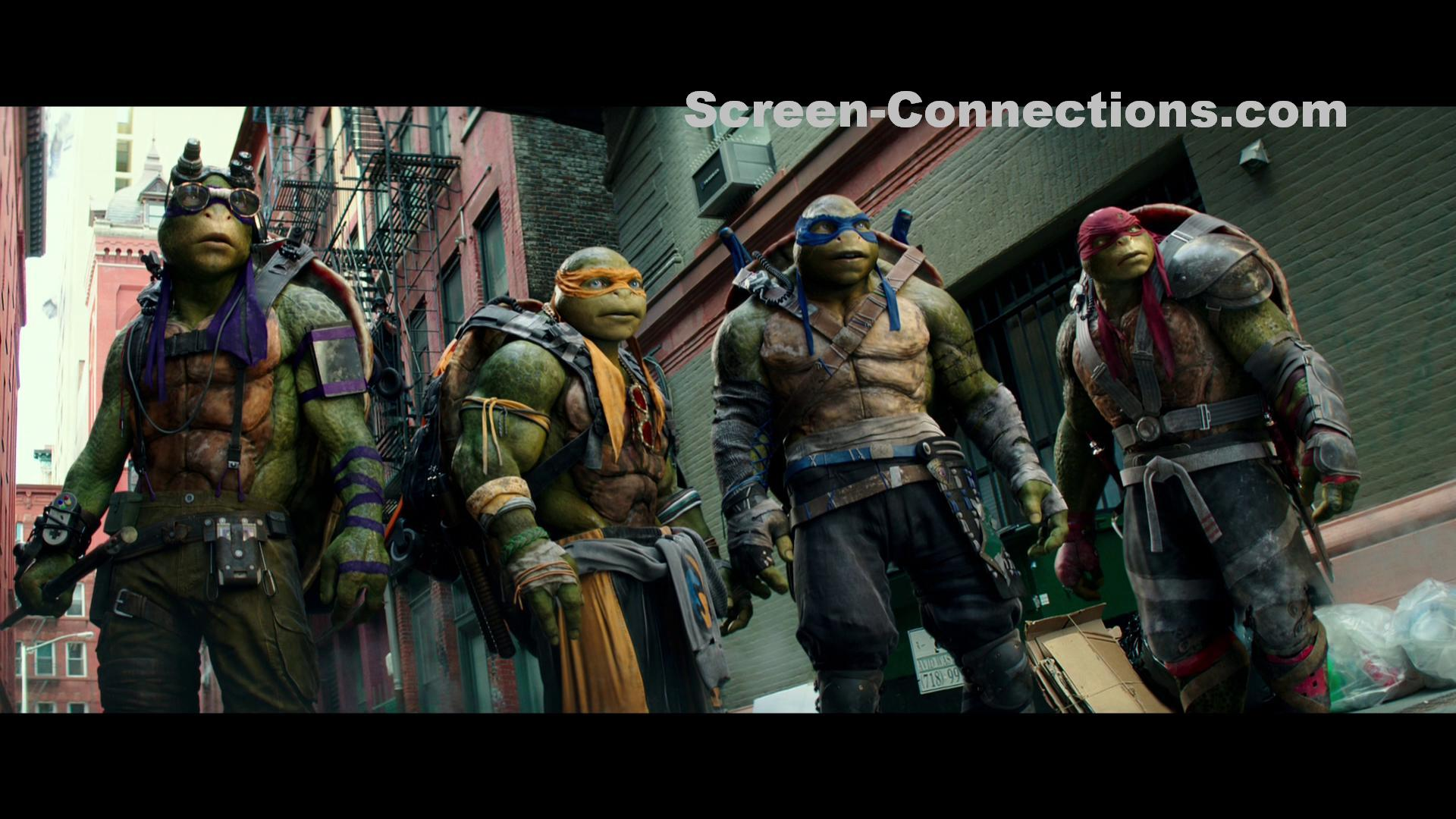 Blu Ray Review Teenage Mutant Ninja Turtles Out Of The Shadows