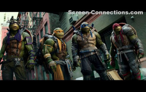 [Blu-Ray Review] 'Teenage Mutant Ninja Turtles: Out Of The Shadows 3D': Now Available On 4K Ultra HD, Blu-ray 3D, Blu-ray & DVD From Paramount 4