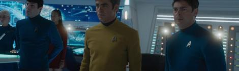 [Blu-Ray Review] 'Star Trek Beyond' 3D: Available On 4K Ultra HD, Blu-ray 3D, Blu-ray & DVD November 1, 2016 From Paramount 6