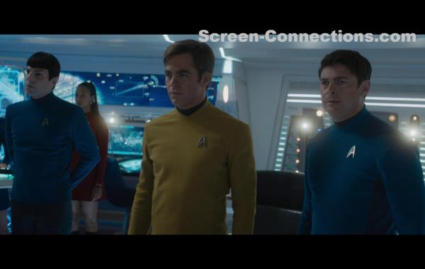 [Blu-Ray Review] 'Star Trek Beyond' 3D: Available On 4K Ultra HD, Blu-ray 3D, Blu-ray & DVD November 1, 2016 From Paramount 25