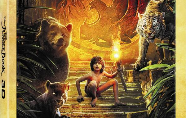 'The Jungle Book: 3D Collector's Edition'; Bring It Home On Blu-ray 3D Combo Pack November 15, 2016 From Disney 9