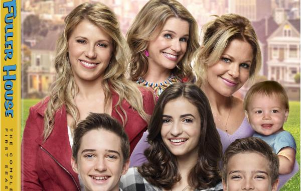 'Fuller House: The Complete First Season'; Arrives On DVD February 28, 2017 From Warner Bros 18