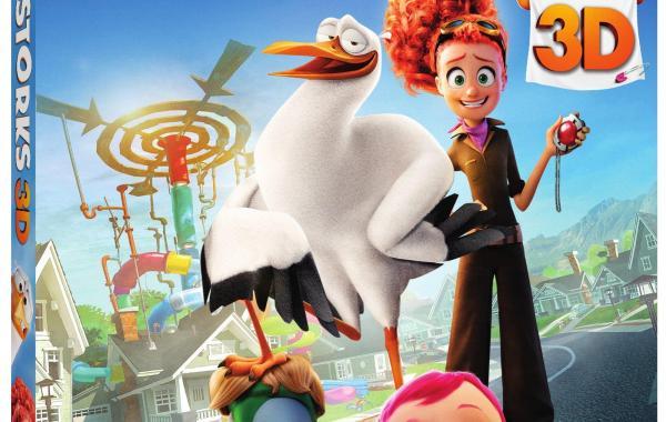 'Storks'; Own It On 4K Ultra HD, 3D Blu-Ray, Blu-ray & DVD December 20 Or Own It Early On Digital HD December 6, 2016 From Warner Bros 9