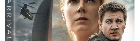 'Arrival'; Debuts On Digital HD January 31 & On 4K Ultra HD, Blu-ray & DVD February 14, 2017 From Paramount 2